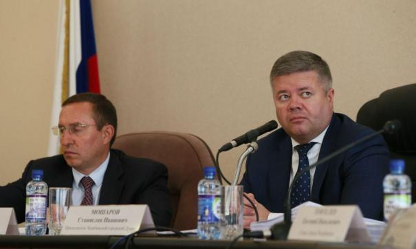 Станислав Мошаров продолжит работу в качестве депутата