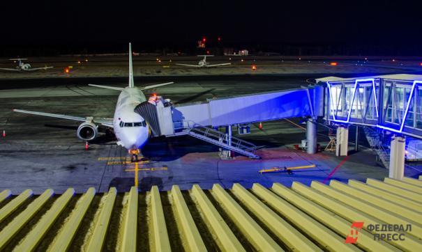 Самолет из Челябинска в Анталью вылетел с задержкой