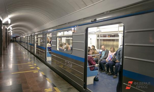 Петербургский метрополитен развивается достаточно активно