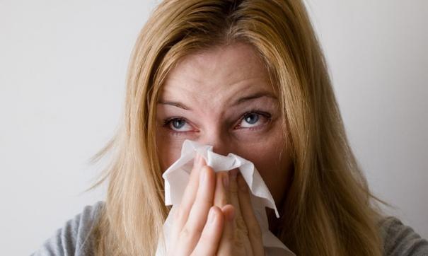 Прививка от гриппа.