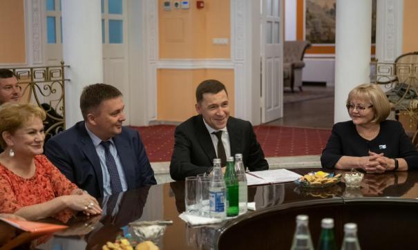 Свердловские предприятия намерены укрепить партнерство с Азербайджаном