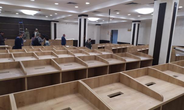 Екатеринбургские депутаты переедут в новое здание в 2020 году