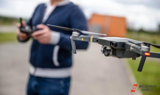 Разрешающий силовикам уничтожать дроны законопроект прошел первое чтение