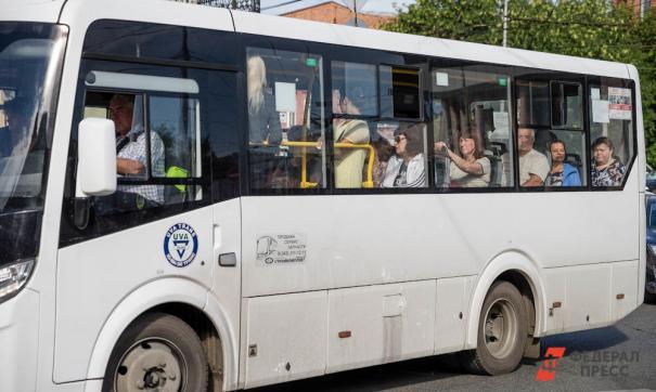 Стали известные основные нарушения ПДД во время массовых проверок автобусов