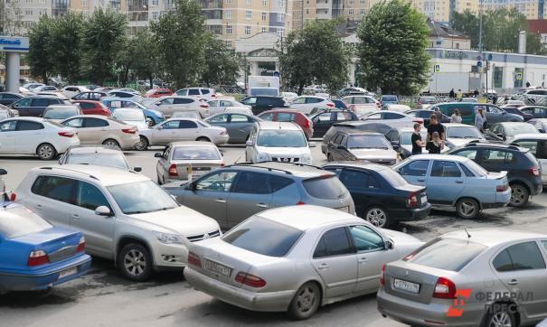 МВД обнародовало данные по угонам автомобилей в России