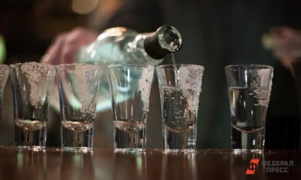 В России повысят минимальную цену на водку