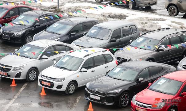 Россияне стали реже брать автомобили в кредит