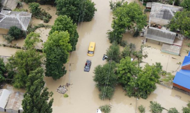 Хабаровский край восстанавливается после тайфуна