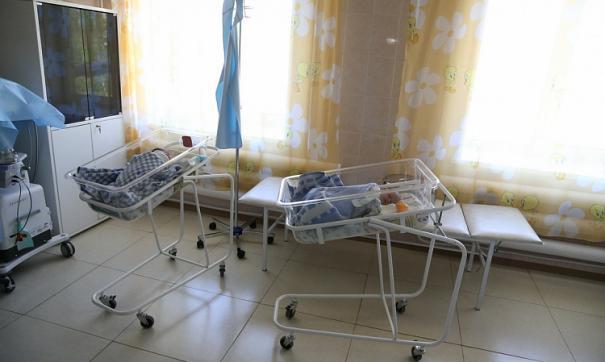2350 приморских семей, которые родили первого ребенка, получили единовременную выплату на первенца