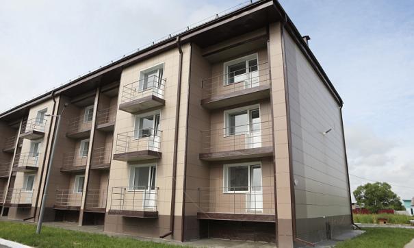 Власти муниципальных образований обеспечили жилье 393 человека