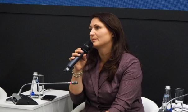 Анна Шабарова отметила, что «РМК» трепетно относится к месту, где работает компания