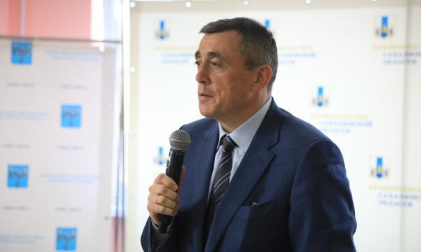 Валерий Лимаренко в первый день форума подписал несколько соглашений о сотрудничестве
