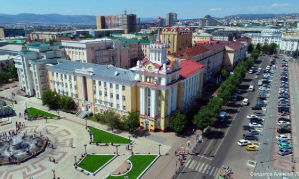 Инаугурация состоялась в администрации города