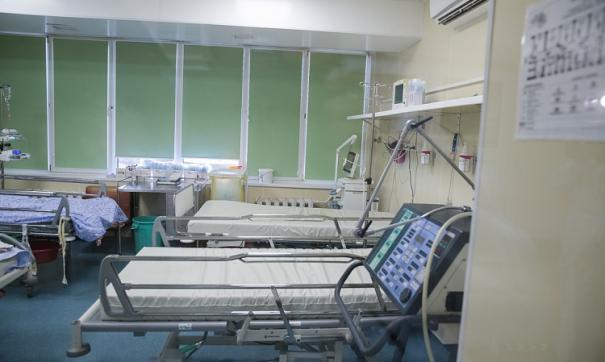 В «тысячекоечную» больницу Владивостока поступило 49 единиц нового современного оборудования