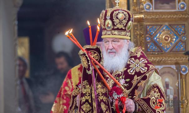 Патриарх Кирилл впервые посетит Самарскую область