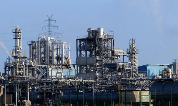 Нефтехимическое производство