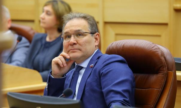 Несмотря на исключение из рядов партии, Александр Гаськов останется во фракции.