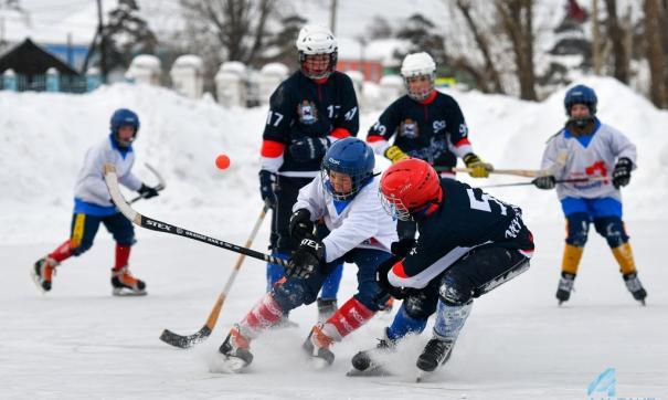 Строительство центра по хоккею с мячом самый амбициозный спортивный объект в Сибири