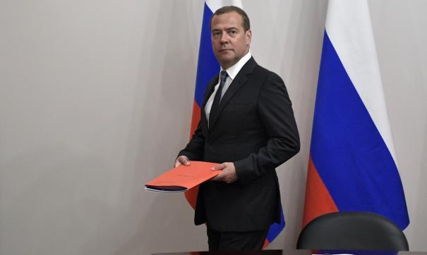 Медведев дал деньги на закупку лекарств для детей