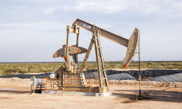 Нефтедобывающая скважина