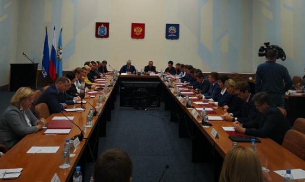 Городская дума Ноябрьска седьмого созыва собралась на свое первое заседание