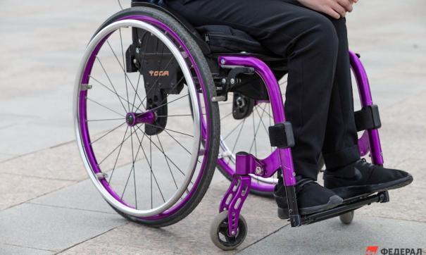 Инвалида заставляли просить милостыню