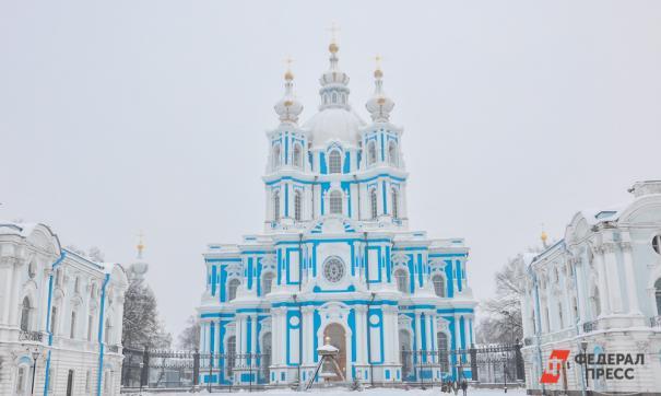 В Санкт-Петербурге построят колокольню по проекту Растрелли