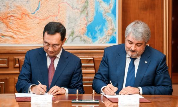 Якутия подписала «дорожную карту» с Почта Банком