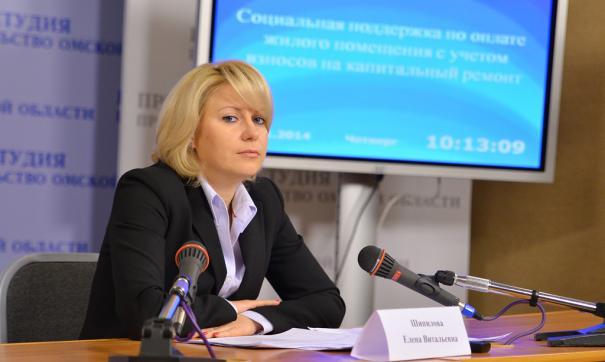 Слухи об уходе из мэрии Елены Шипиловой ходят в политических кругах уже давно