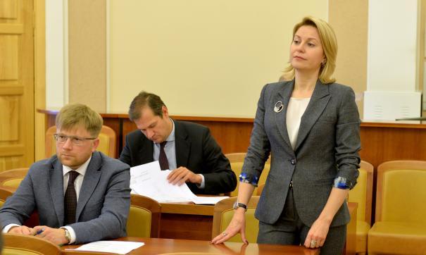 Переход Елены Шипиловой в региональное министерство прошел без проволочек
