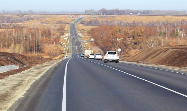 Дорожники расширят участок до четырех полос