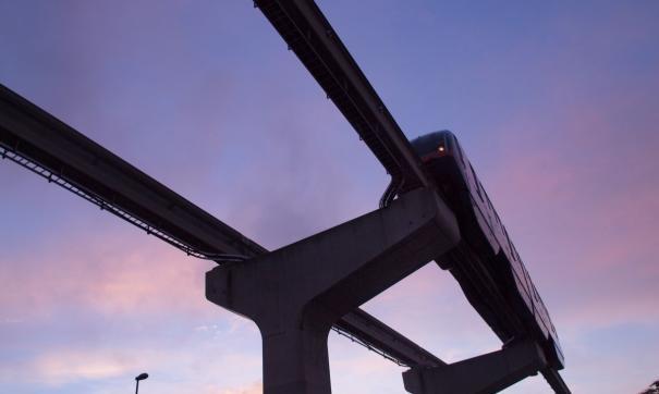 Вместо подземного метро в Красноряске китайцы построят эстакаду с беспилотными поездами