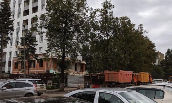 Последние пять лет застройщик обещал сохранить здание