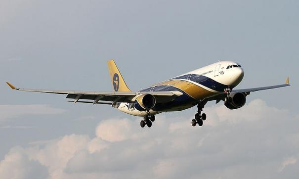 Самолет «Ай Флай»