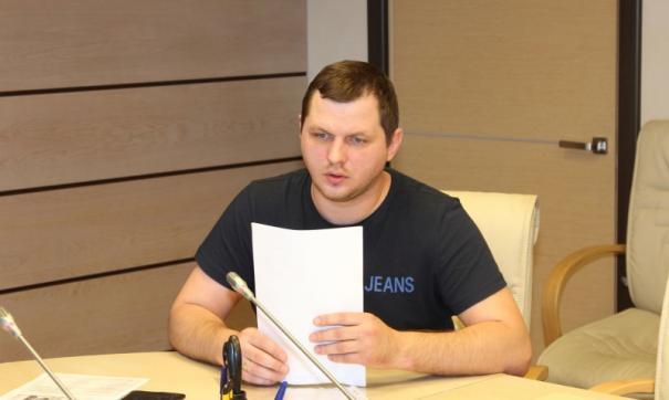 Дмитрий Зенов