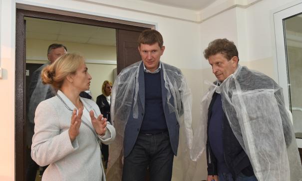 Решетников посетил Пермский научно-исследовательский институт сельского хозяйства
