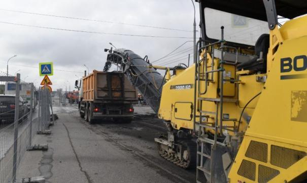 Введение ограничения необходимо для производства работ по переустройству канализации