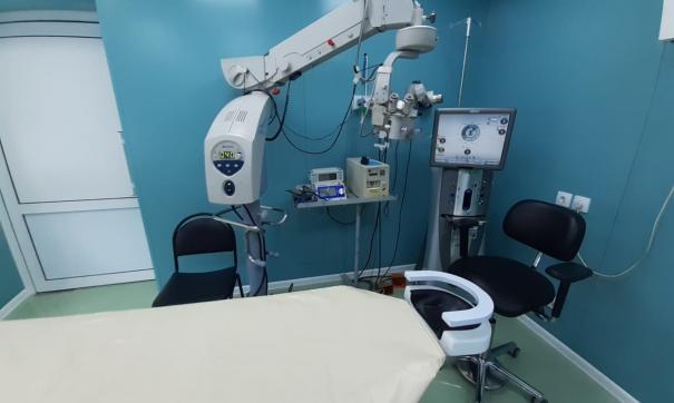 Посмотреть оборудование челябинской больницы приезжают европейцы