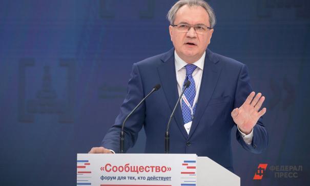 Валерий Фадеев стал новым главой СПЧ