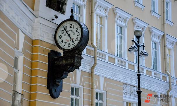 Во Владимире открылись часы