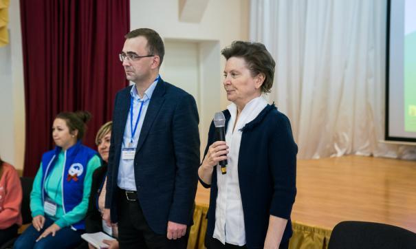 Наталья Комарова  в Горноправдинске