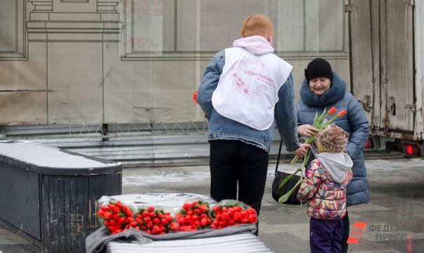 По всей стране стартовала волонтерская акция «Неделя добрых дел»