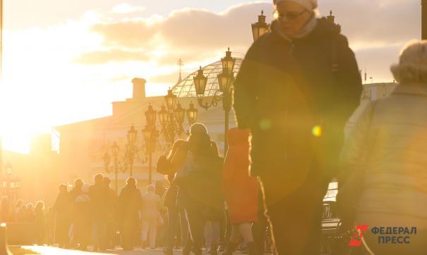 Средняя продолжительность жизни россиян увеличилась более чем на пол года