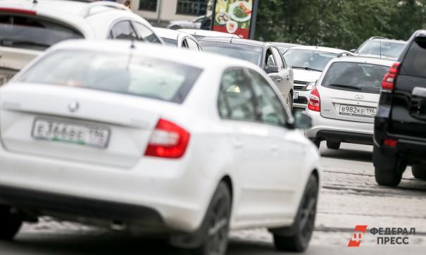 Московский водитель набрал штрафов на миллион рублей