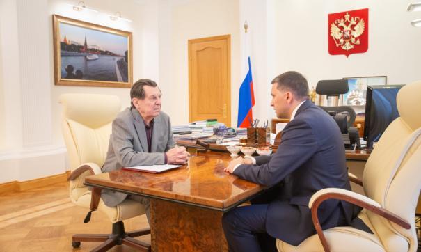 Евгений Козловский является авторитетным экспертом Минприроды
