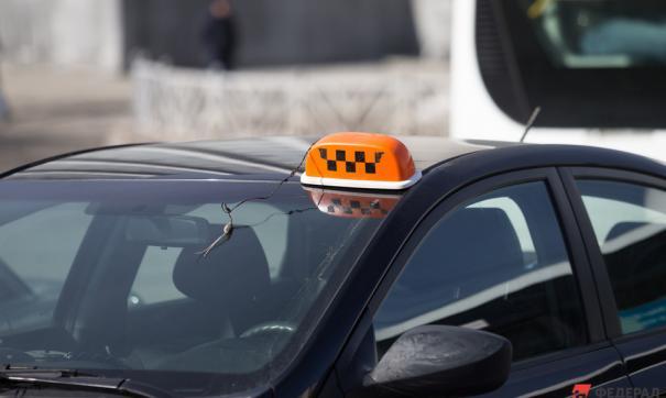 В Москве задержали таксиста за нападение на пассажира