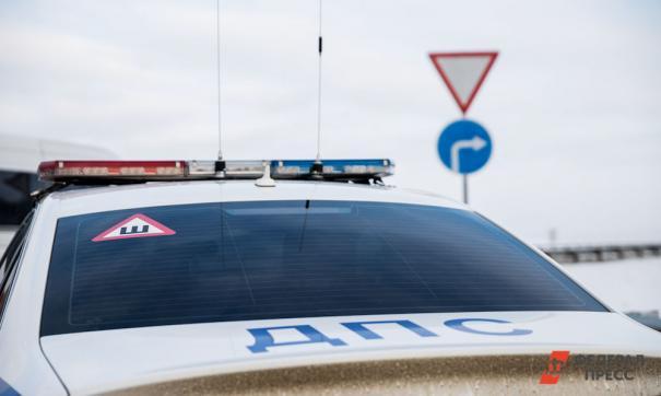 В ДТП с такси на юго-западе Москвы пострадали четыре человека