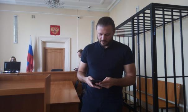 Николай Сандаков выходит из колонии