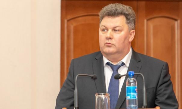 Мэром города стал гендиректор дивизиона «Северсталь Российская сталь»