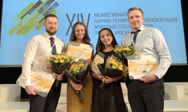 Проекты представили 20 молодых специалистов «РН-Юганскнефтегаза»